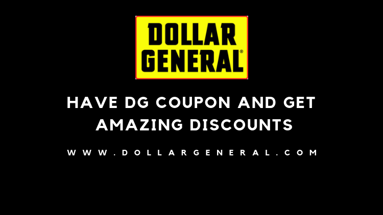 dg coupons