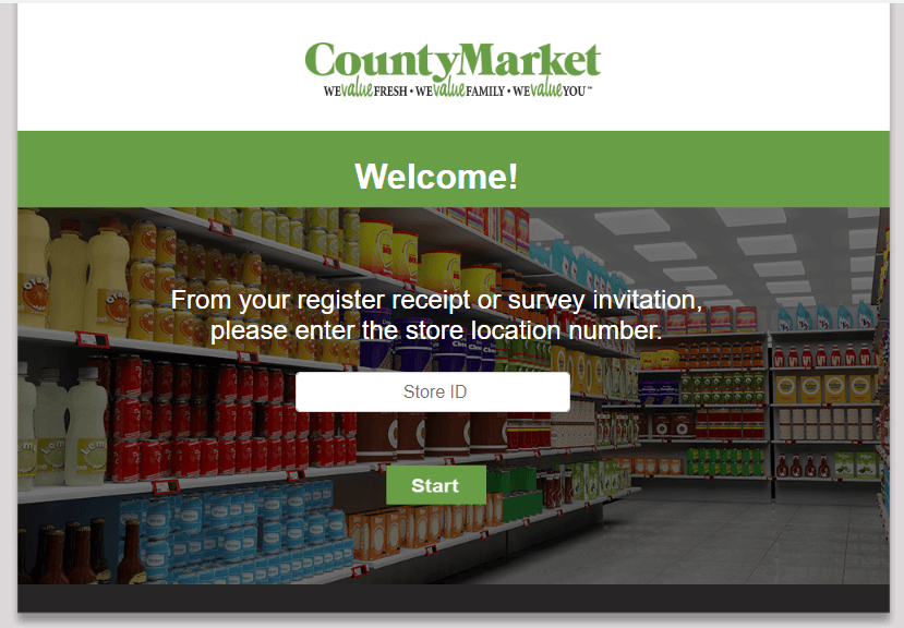 www.countymarketfeedback.com